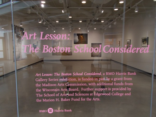 The Boston School mapplethorpe
